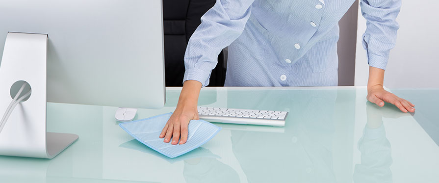 5 Ways a Clean Work Environment Positively Affects Employees